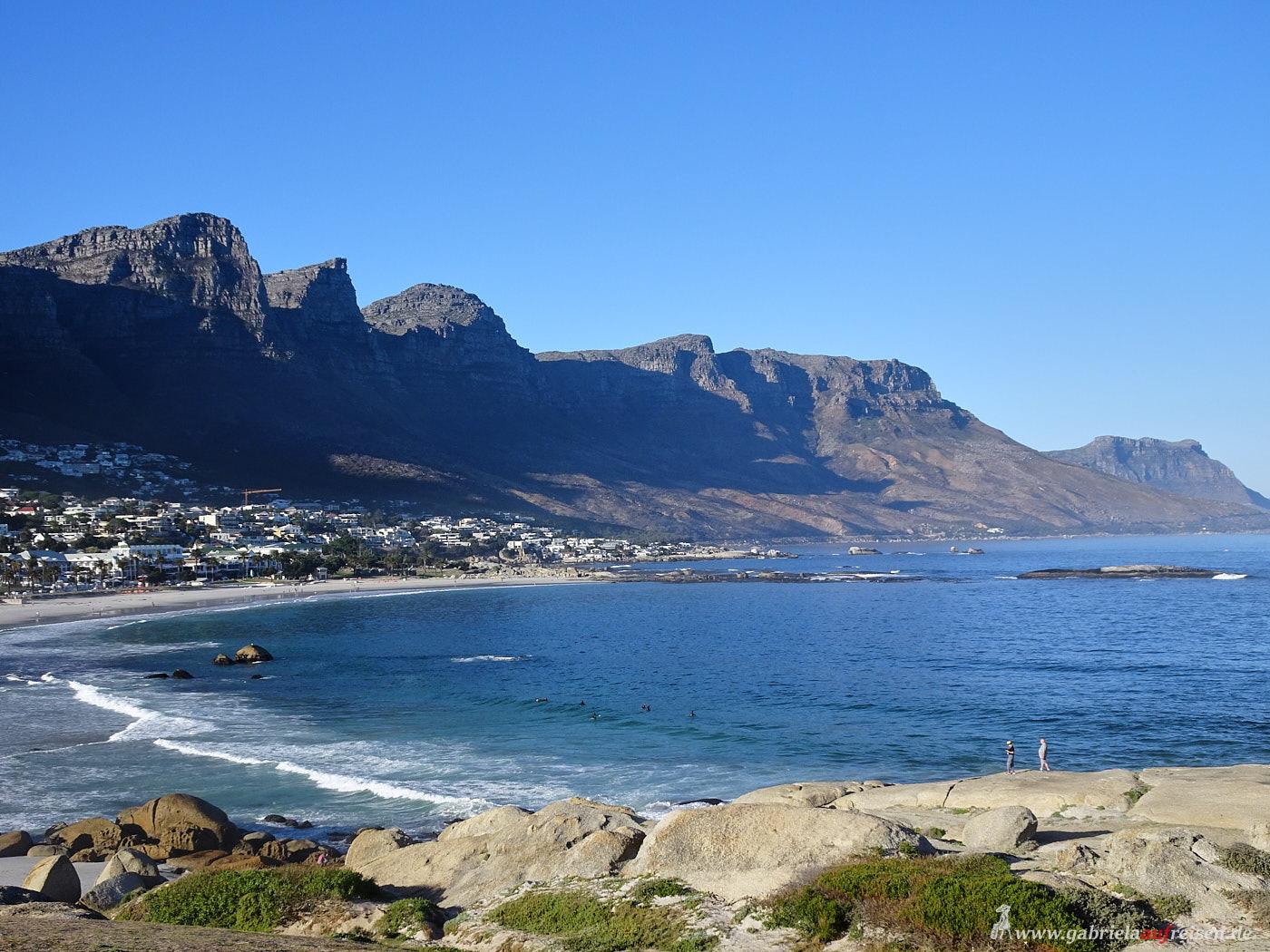 in der Nähe von Kapstadt