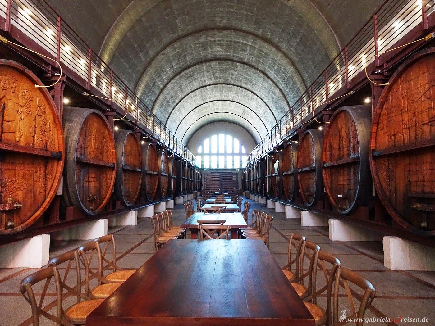 Paarl, Weinkellerei