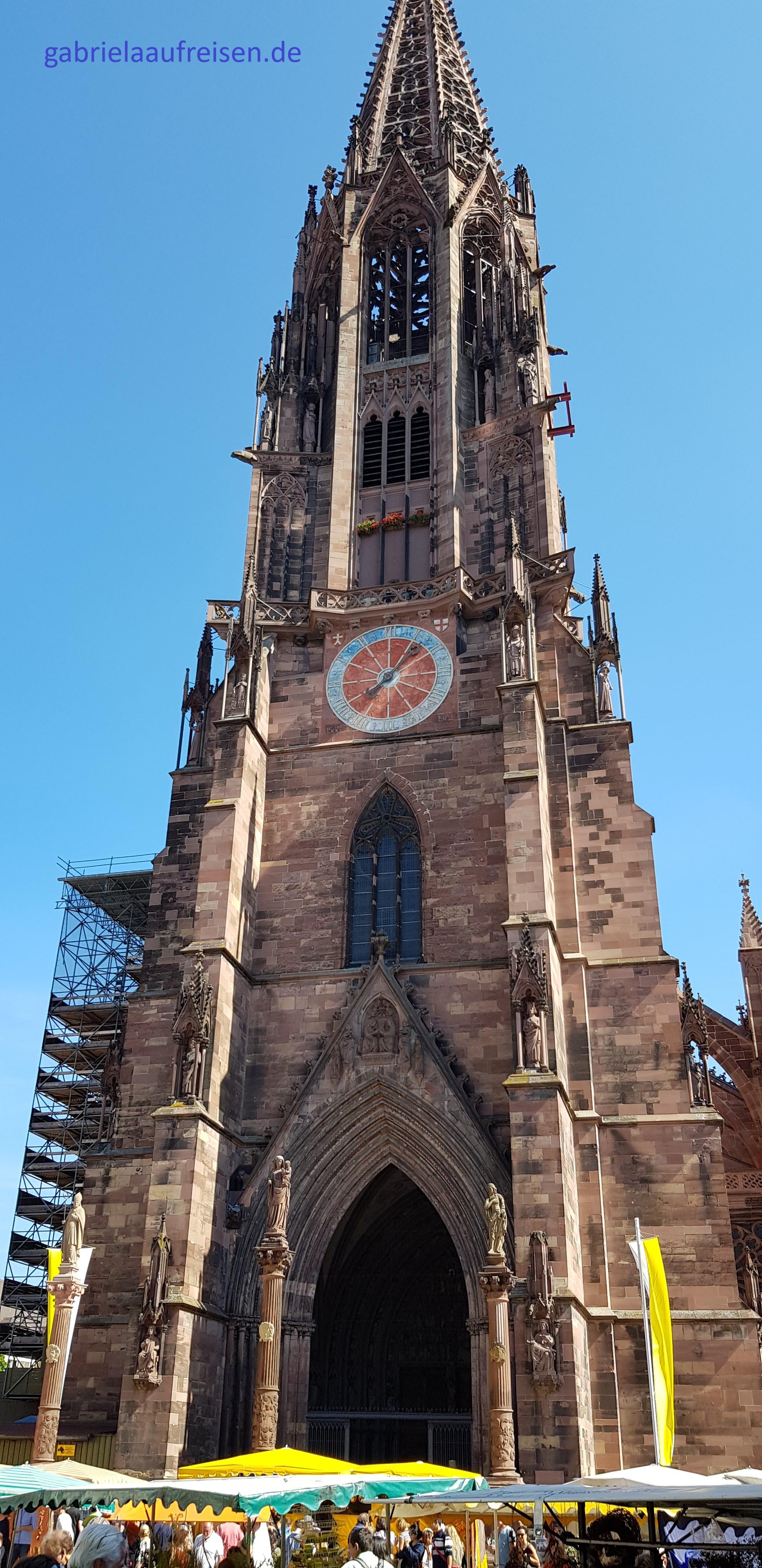 Dom in Freiburg
