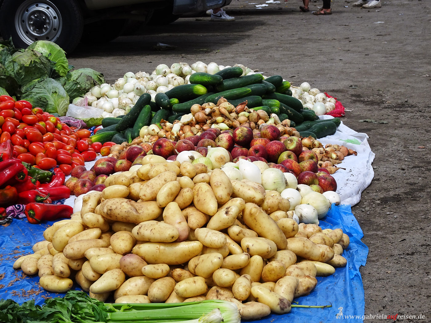 vegetables of Guatemala