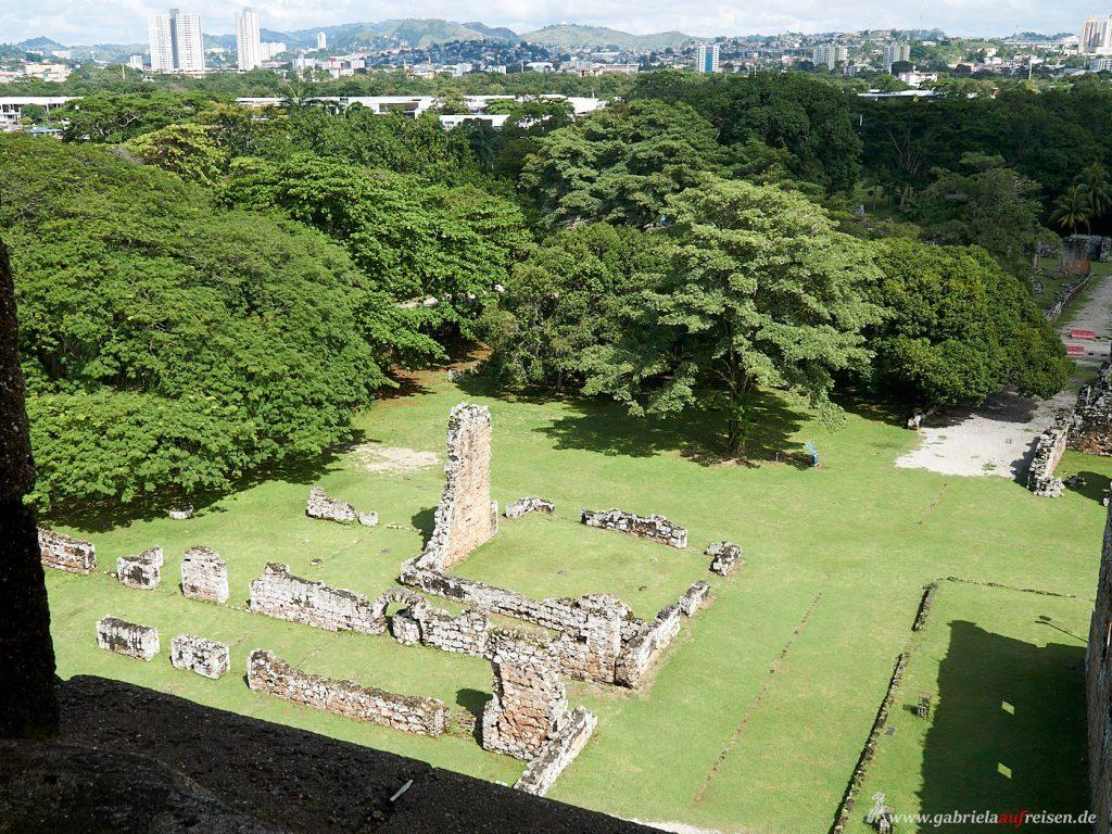 Ruinen von Panama Vieja