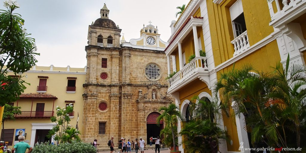 church in Cartagena