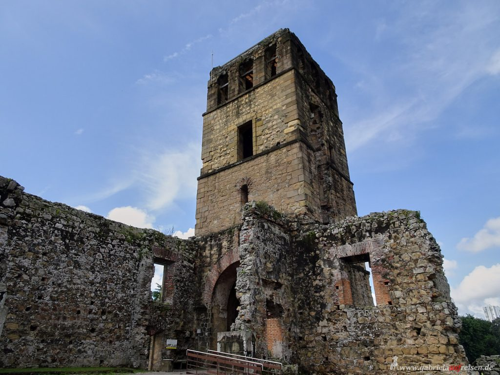 Ruine in Panama