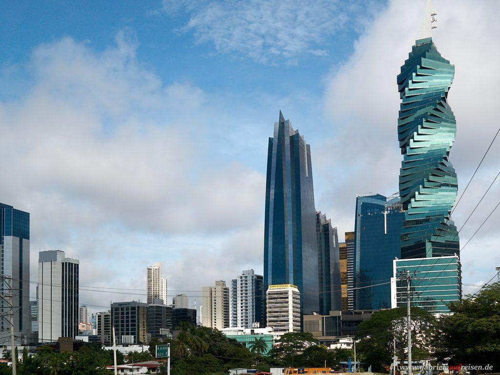 Stadtansicht Panama
