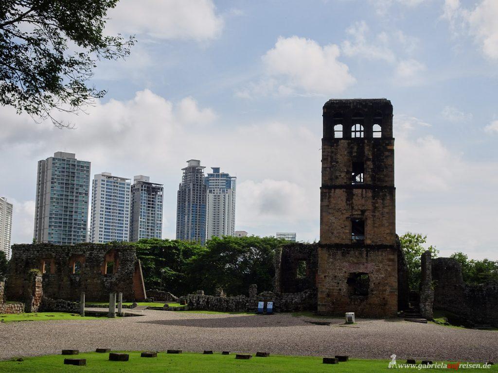views of Panama