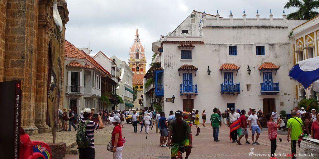 Leben in Cartagena