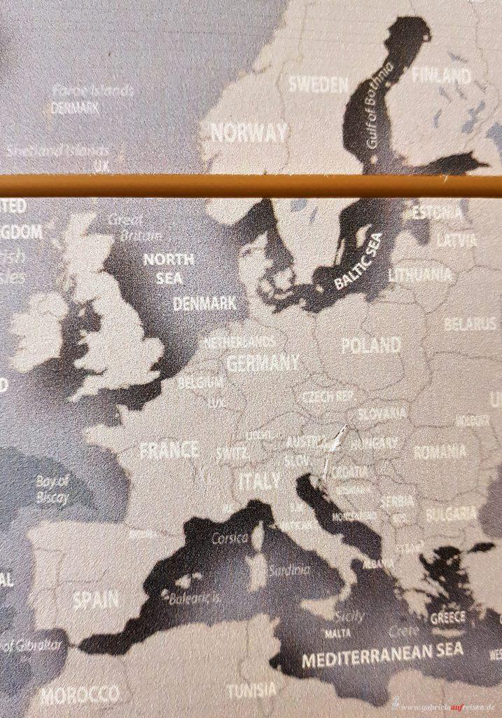 Deutschland und Anrainerstaaten