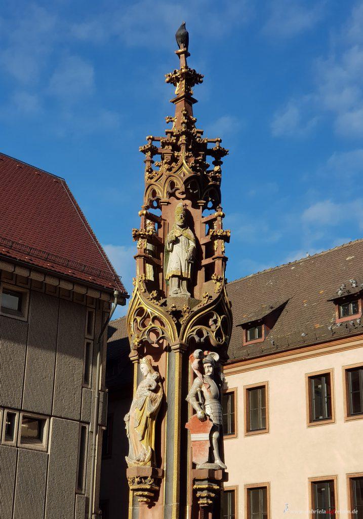 Freiburg Brunnen