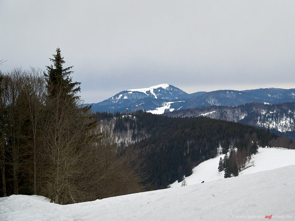 Black Forest mountain