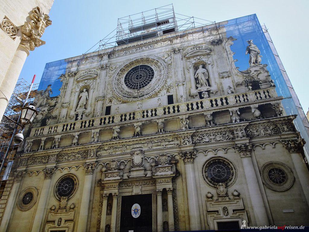 Kirche in Apulien