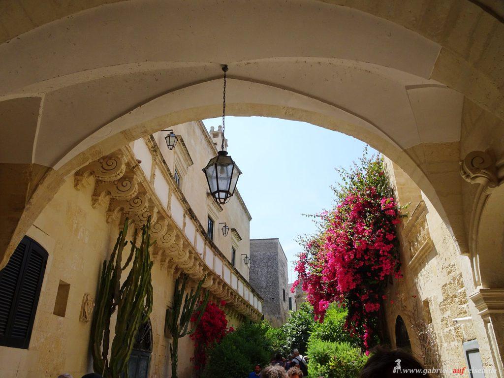 Privathaus in Lecce