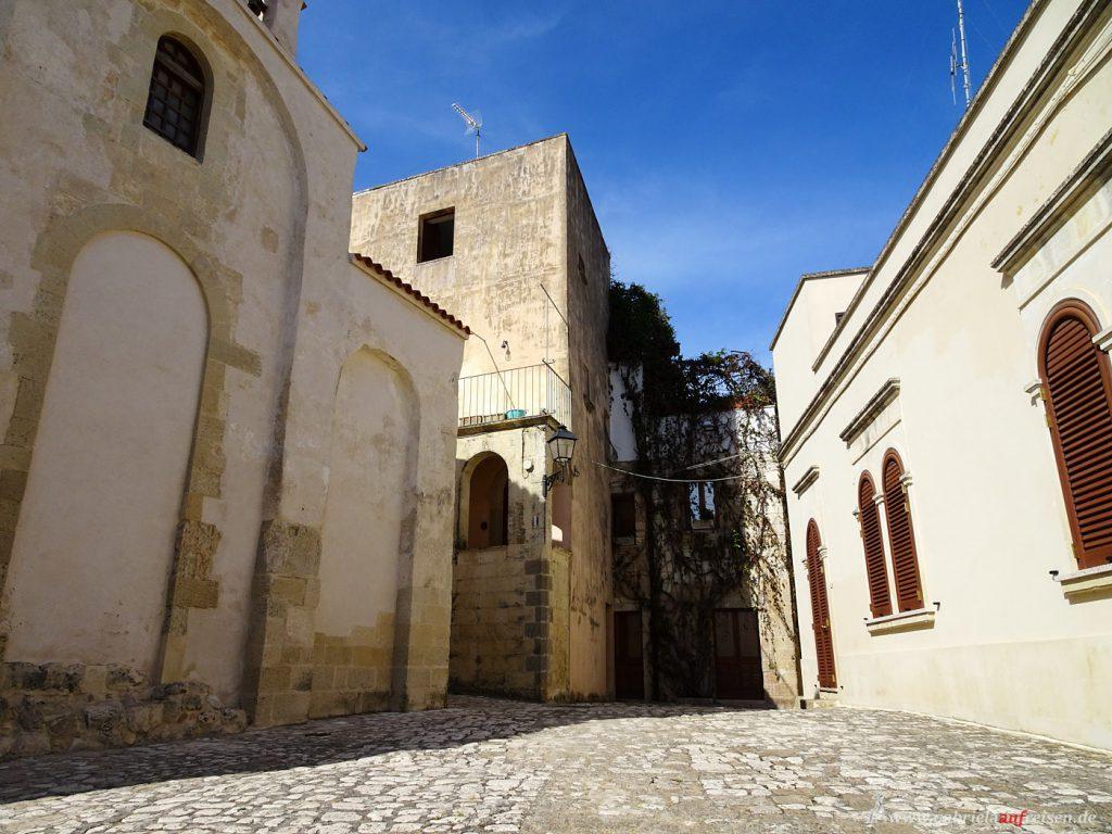 griechische Kirche in Otranto