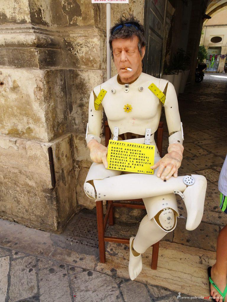 Marionetten in Lecce