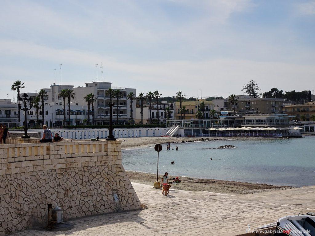 Strandpromenade Otranto