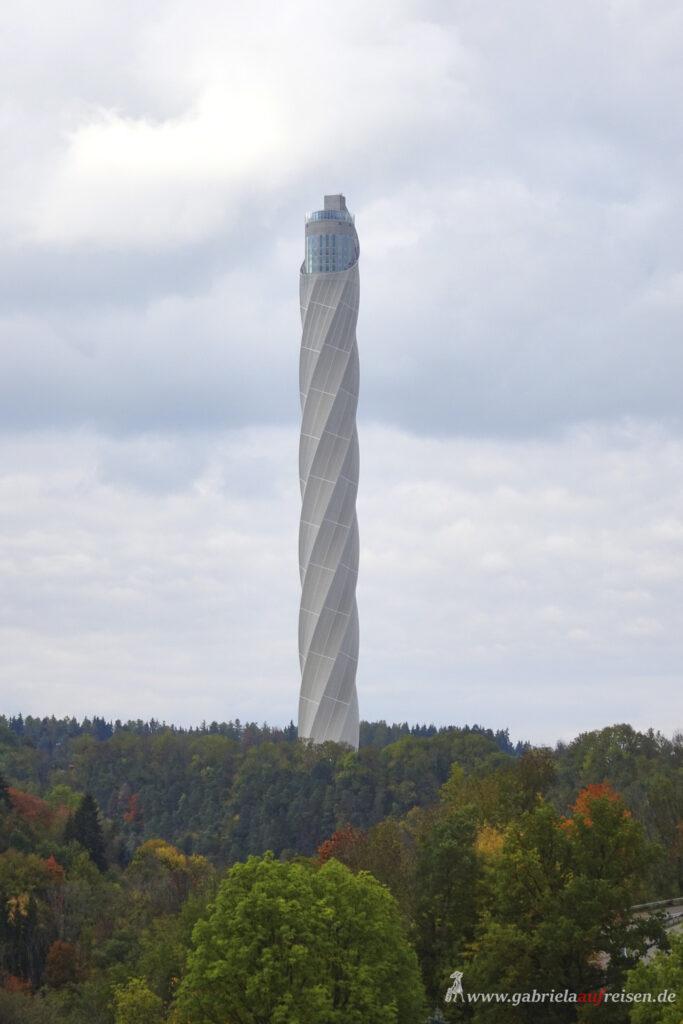 Fahrstuhl-Testturm