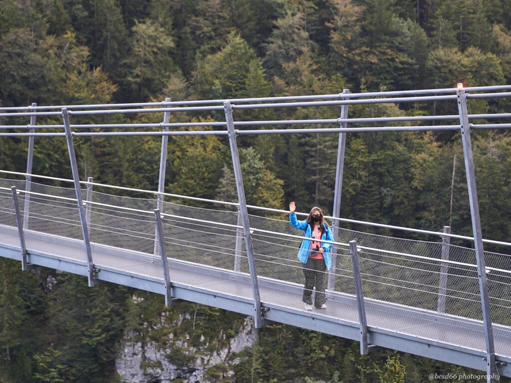 Hängebrücke Highline179