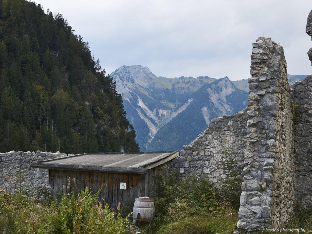 auf Burg Ehrenberg