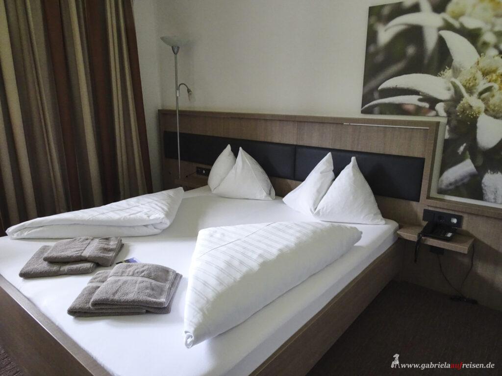 modernes-Hotelzimmer