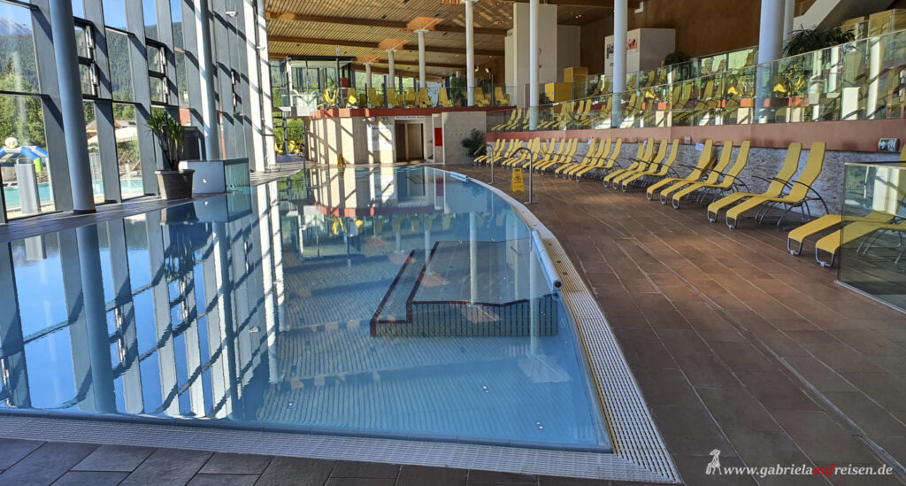 Innenpool-Grimming-Therme
